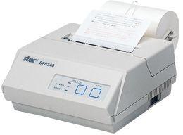 DP8340FCJP「直送」【・他メーカー同梱】スター精密ベーシックドットプリンタロール紙対応パラレル接続モデル