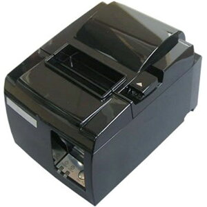 TSP143GTBLKJP「直送」【・他メーカー同梱】スター精密<TSP100futurePRNT>サーマルレシートプリンタ(USB/ピアノブラック)