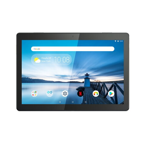 【ポイント最大29倍 3月10日限定 要エントリー】ZA4G0090JP 直送 代引不可・他メーカー同梱不可 レノボ Lenovo Tab M10 10.1/Android 9.0/スレートブラック/2GB+16GB/WWANなし 【300入】