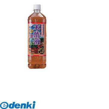 トヨチュー 中島商事 #225687 有機酸調整木酢液1000ml