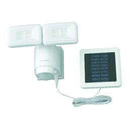 IRIS LSL-SBTN-800 ソーラー式LED防犯センサーライト LSLSBTN800 アイリスオーヤマ 800lm 防犯ライト 玄関 パールホワイト 玄関ライト 灯り あかり raito