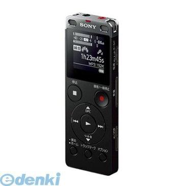 ソニー [ICD-UX565F-B] ステレオICレコーダー 8GB ブラック ICDUX565FB