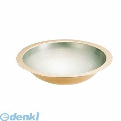[QUD03036] SA 銅 うどんすき鍋(槌目入) 36 4571151421069