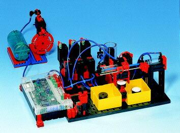 フィッシャーテクニック [CP-05] 空気圧ロボット組立キット CP05