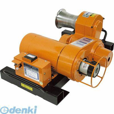 育良精機 [CW-1500C] ケーブル入線用ウインチ CW1500C