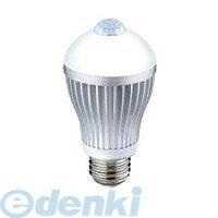 ムサシ[S-LED40N] センサー付LED電球40型 昼白色相当 SLED40N【5250円以上送料無料】