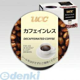 キューリグ(KEURIG) [SC8027] K-Cupパック UCC カフェインレス 8g×12個入
