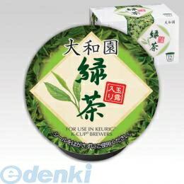 キューリグ(KEURIG) [SC8040] K-Cupパック 大和園 玉露入り緑茶