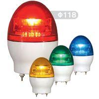 【送料無料 レビューでQuoカードget!】日恵 [VL11F-D24NG] LED回転灯ニコフラッシュVL11型【...