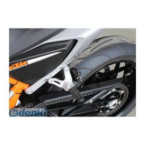 キジマ(KIJIMA) [KTM-05002] ヘルメットロック ブラック KTM DUKE690/R 12y− KTM05002