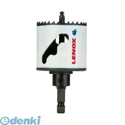 【ポイント2倍】レノックス LENOX 5121007 5121007 バイメタル軸付ホールソー 19MM スピードスロット バイメタルホールソー LENOX社