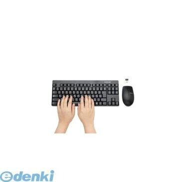 ELECOM (エレコム)[TK-FDM086MBK] 2.4GHzワイヤレスコンパクトキーボード&マウスTKFDM086MBK