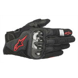 アルパインスターズ(alpinestars)[8033637060002] SMX−1 AIR GLOVE 0518 1030 BLACK RED FLUO 2XL