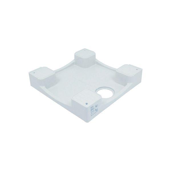 洗濯機・洗濯乾燥機用アクセサリー, 専用置き台  GA-LF039 640640mm GALF039
