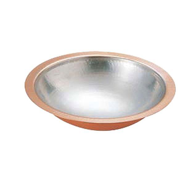 丸新銅器『うどんすき鍋 27cm』