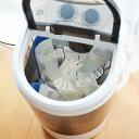 【予約受付中】【8月下旬以降入荷予定】サンコーレアモノショップ TKSHOEWS 靴専用ミニ洗濯機