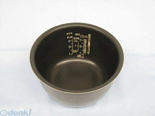 象印(ZOJIRUSHI) [B316-6B] 炊飯ジャー なべ B3166B