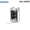 【キャンセル不可】オムロン(OMRON) [D4A-4000N] 小型重装備リミットスイッチ D4A-□N D4A4000N