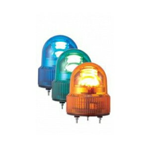 【送料無料 レビューでQuoカードget!】PATLITE(パトライト)[SKHE-100]LED小型回転灯(緑or...