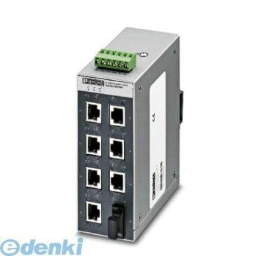 フェニックスコンタクト [FLSWITCHSFNT7TX/FX] Industrial Ethernet Switch - FL SWITCH SFNT 7TX/FX - 2891006 FLSWITCHSFNT7TXFX