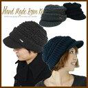 ニット帽 つば付きニット帽 メンズ レディース ニット キャスケット つば付き ニットキャップ つばつき 帽子 大きいサイズ ブランド 秋冬