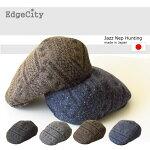 帽子メンズジャズネップハンチング【送料無料】EdgeCity「000667」