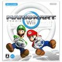 ハンドルを握って新たなスタートラインへ。【送料無料】任天堂 マリオカートWii【Wii】 RVLRRMC...