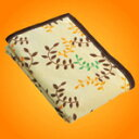 通気性、吸湿性に優れた肌に優しい天然素材を使用。モリタ 電気しき毛布 MB-C50D