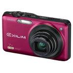 ハイスピードが生み出す、表現力豊かな1枚。カシオ デジタルカメラ HIGH SPEED EXILIM EX-ZR15RD