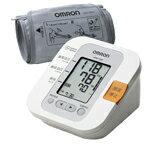 血圧値レベル表示でわかりやすい。大型表示で見やすいベーシックタイプ。【送料無料】オムロン ...