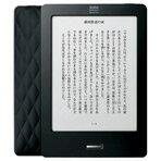 読みたかったあの本をいつでも自由に大人読み。【送料無料】Kobo 電子ブック kobo Touch ブラッ...