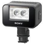 手軽に明るく撮れる、高照度の小型LED&IRライト。【送料無料】SONY バッテリービデオIRライト H...