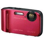 アクティブに使いこなせるタフネスカメラ。【台数限定】【送料無料】SONY デジタルカメラ Cyber...