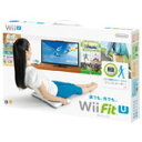 家でも、外でも、健康管理。【送料無料】任天堂 Wii Fit U バランスWiiボード+フィットメーター...