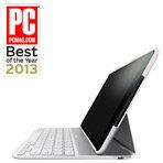 【送料無料】BELKIN キーボードカバー iPad air用 ホワイト F5L151QEWHT [F5L151QEWHT]