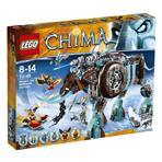 レゴブロック チーマ。【送料無料】レゴジャパン LEGO 70145 マウラのアイス・マンモス 70145マ...