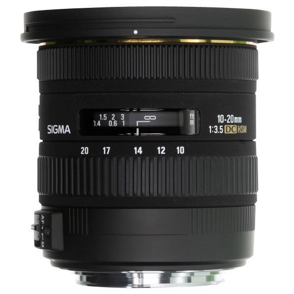 シグマ 10-20mm F3.5 EX DC HSM