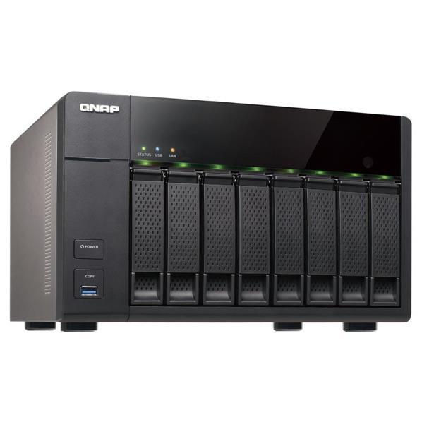 QNAP NASベアキット TS-851 [TS851]:エディオン