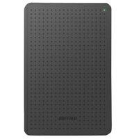 BUFFALO2TBポータブルHDドライブブラックHD-PCF2.0U3-GB[HDPCF20U3GB]