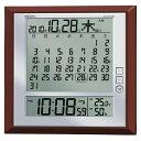SEIKO 電波掛置時計 SQ421B[SQ421B]