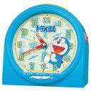 SEIKO 目覚まし時計 ドラえもん 青塗装 CQ137L [CQ137L]