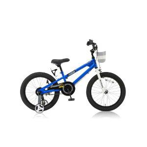 【送料無料】OTOMO 18インチ幼児用自転車 ROYAL BABY ブルー RB-FREESTYLE-18-BLUE [RBFREESTYLE18BLUE]【SPW】