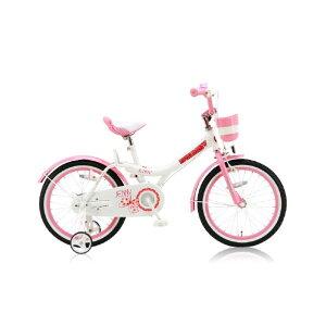 【送料無料】OTOMO 18インチ幼児用自転車 ROYAL BABY ピンク RB-JENNY-18-PINK [RBJENNY18PINK]
