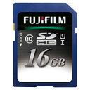 富士フイルム 高速SDHC UHS-I メモリーカード(Class10対応・16GB) F SDHC-016G-C10U1 [SDHC016GC10U1]
