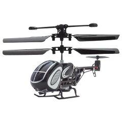 世界最小クラス、ゆび乗りサイズのヘリコプター登場!京商 3chマイクロIRヘリコプター モスキー...