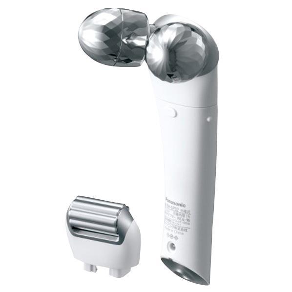 【送料無料】パナソニック ローラー式美容器 温感エステローラー シルバー調 EH-SP32-S [EHSP32S]