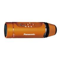 パナソニックウェアラブルカメラオレンジHX-A1H-D