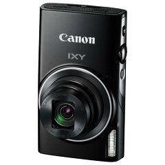 【送料無料】キヤノン デジタルカメラ IXY ブラック IXY640BK [IXY640BK]