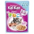 マースジャパンリミテッド カルカンパウチ 12ヶ月までの子猫用 しらす入りまぐろ(70g) KWP77アジワイS コネコ シラス 70G [KWP77アジワイSコネコシラス70G]