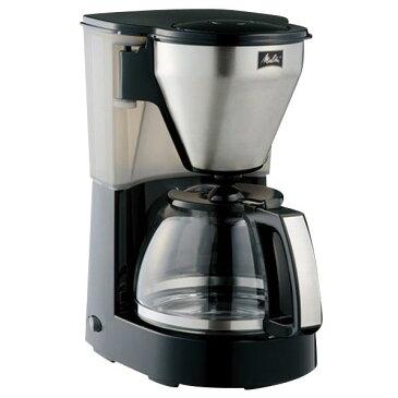 メリタ コーヒーメーカー ミアス ブラック MKM-4101-B [MKM4101B]